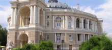 Odessa - an architectural pearl of the Black Sea
